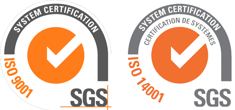 ISO 9001 - ISO 14001