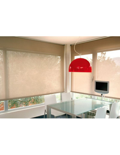 Cortinas Enrollables LINEA 2000