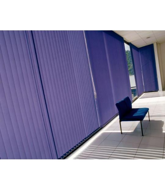 Verticales lamas cortinas sectores cortinas verticales de - Cortinas de lamas verticales ...