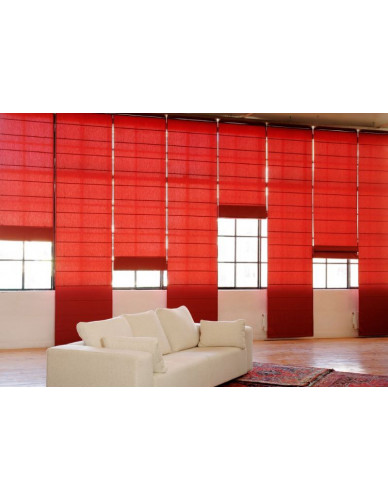 Cortinas Estor Plegable
