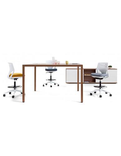 Mesa Oficina Serie PRISMA