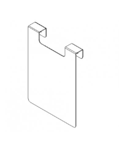Cenicero-Papelera Modelo 401 Metálico