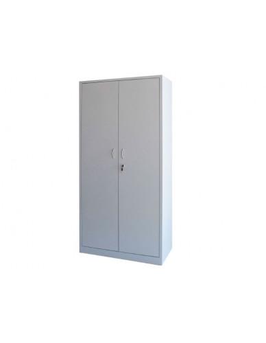 Armario Metálico LIM-15 de 1500 x 900 x 430 3 Estantes Puertas Batientes